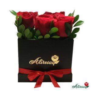 Box de rosas